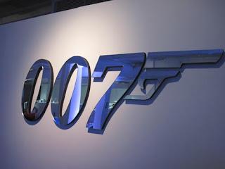 My name is Bond...James Bond.