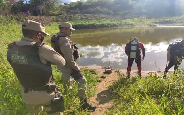 Corpo é encontrado em barragem na zona rural de Anagé