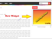 Guide | How to Create a Sticky or Floating Widget in Blogger.