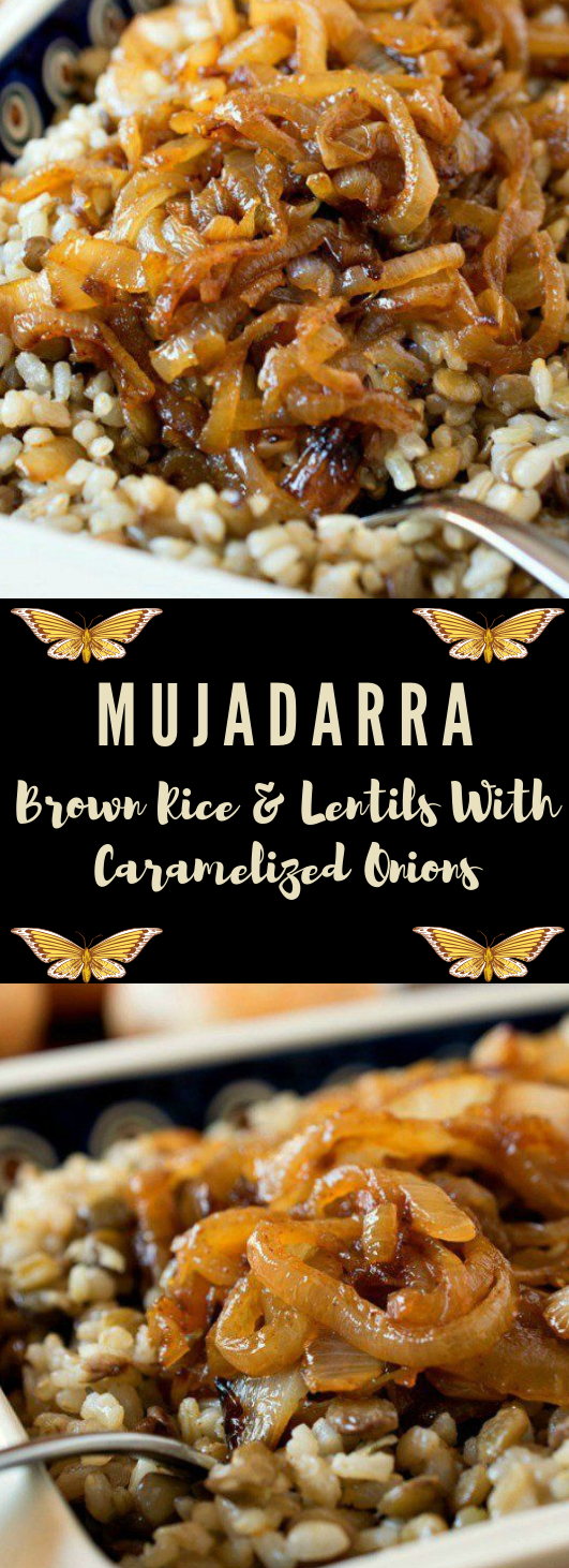 Mujadarra #healthydinner #familyrecipes #food #easy #yummy