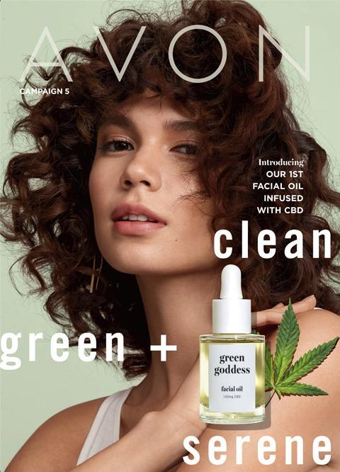 Avon Campaign 5 2020 The Brochure Online - CLEAN GREEN + SERENE