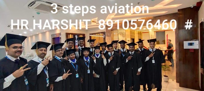 RECENT POST OPEN IN CARGO . C.S.A IN 3 STEPS AVIATION - BEST JOB EVER  8910576460  ##