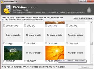 تحميل برنامج إستعادة الملفات المحذوفة بعد الفورمات مجاني