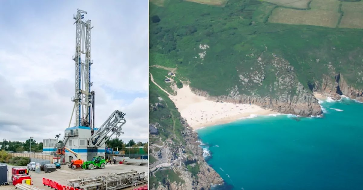 The UK's First Ever Geothermal Power Plant Opens In Cornwall And Will Now Power 10,000 Homes And Businesses