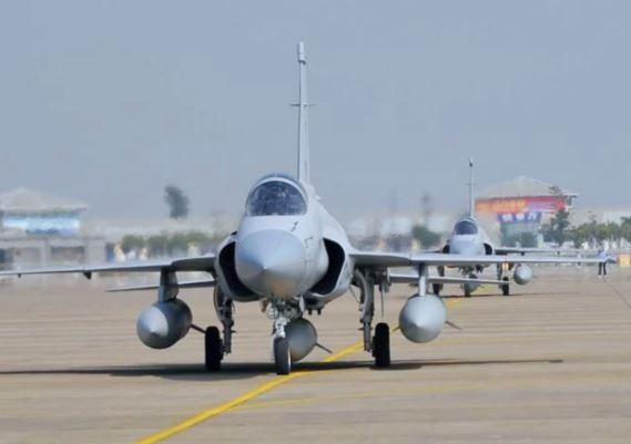 JF-17 Thunder specs