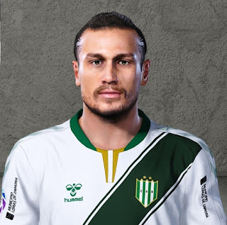PES 2020 Faces Dani Osvaldo by Hoppus117