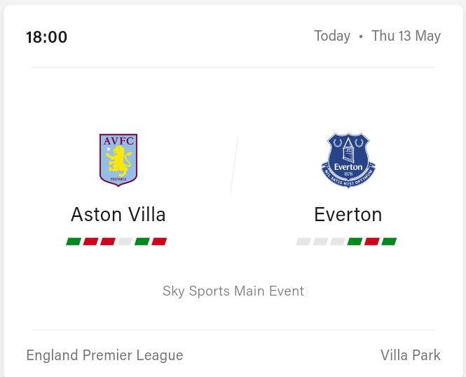 Aston Villa vs Everton Preview and Predictions