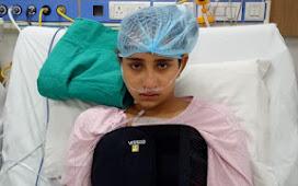 जयपुर के प्राइवेट अस्पताल में हुआ प्रीति के हृदय का निः शुल्क ऑपरेशन