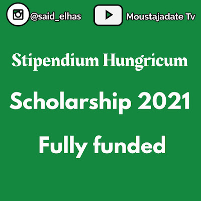 Stipendium Hungricum Scholarship 2021 by Government of Hungary | Fully Funded