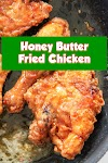 #Honey #Butter #Fried #Chicken