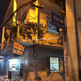 bán nhà hẻm 139 năm châu phường 11 tân bình