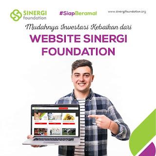 Website Sinergi Foundation