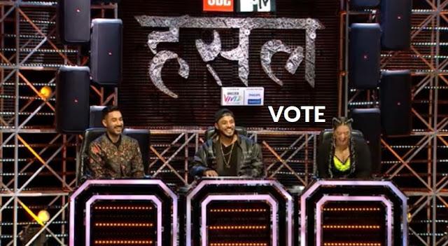 VOTE: MTV Hustle Voting Online Voot App or Login to Voot com