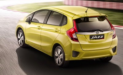 All New Honda Jazz Indonesia
