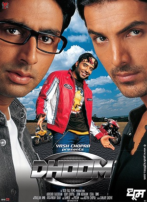 Dhoom 1 2004 Full Movie Download in 720p BluRay