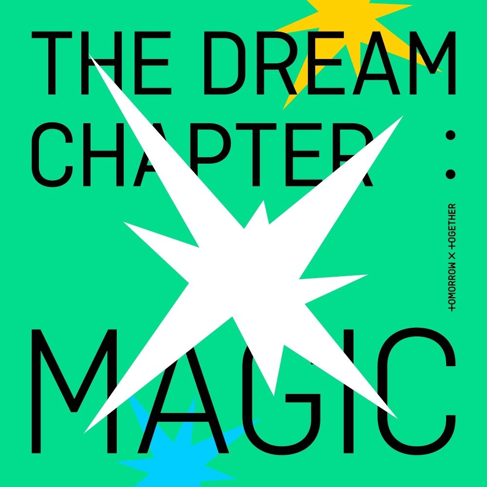 TXT (TOMORROW X TOGETHER) – The Dream Chapter: MAGIC (FLAC + ITUNES PLUS AAC M4A)