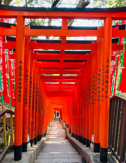 हिए श्राइन में तोरी, जापान में तोरी, शिंतो धर्म में तोरी, Tori in Shintoism