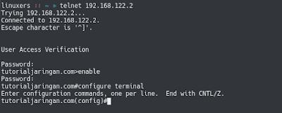 Tutorial Cara Menghubungkan Router Cisco di GNS3 ke Internet