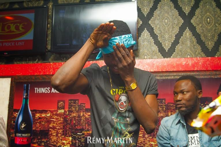 13 Photos from At The Club With Remy Martin party