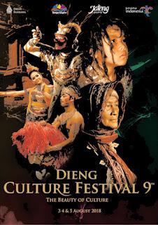 paket dieng culture festival 2018, dieng indonesia tour, acara dan jadwal festival dieng 2018