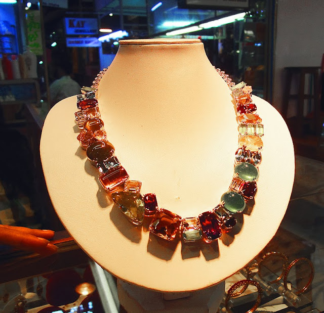 Myanmar ethnic jewelry in style