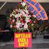 Standing Flower Ucapan Selamat Ulang Tahun Koperasi Aneka Bakti