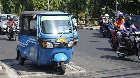 [INDONESIA] Hopes On for The Nation's Local Tricycle Ride