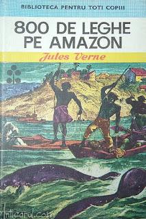 Jules Verne 800 de leghe pe Amazon Online Dublat In Romana