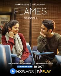 Flames,web series on youtube,
