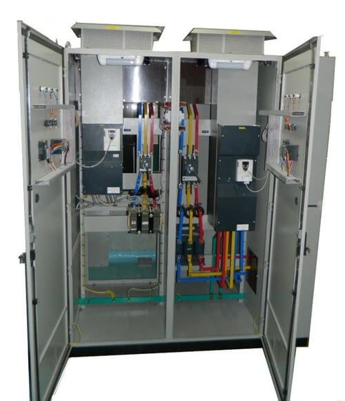 Panel Inverter atau Variable Speed Drive
