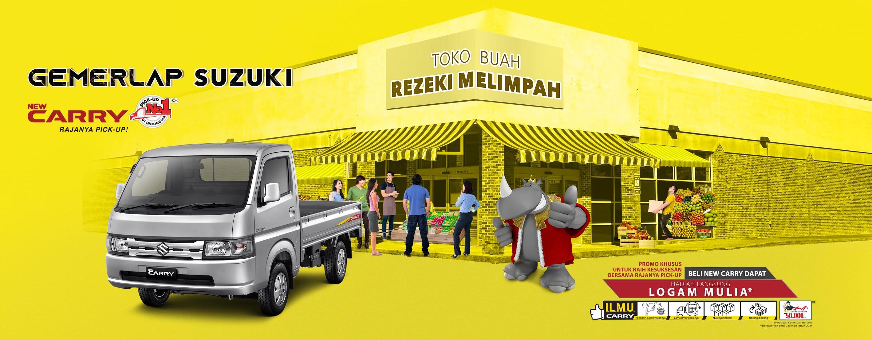 Promo Mobil Suzuki Kendal