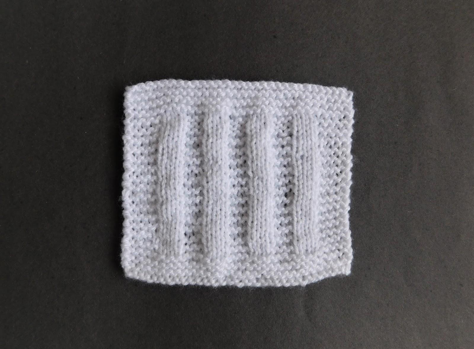 Knitting Pattern For Bonding Squares : mariannas lazy daisy days: Bonding Squares