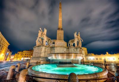 Roma, città d'acqua e pietra (2° percorso da P.za della Repubblica a P.za del Quirinale e P.za Barberini) - Visita guidata