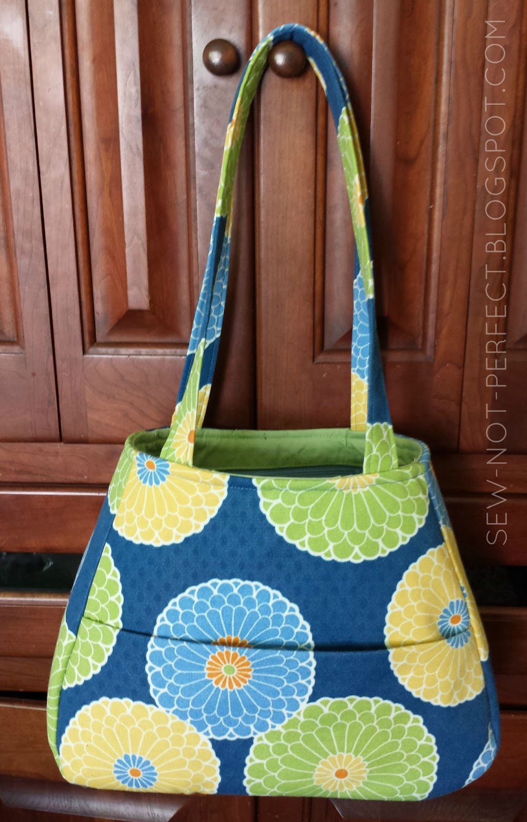 Ethel Tote Bag from Swoon Sewing Patterns | Sew Not Perfect