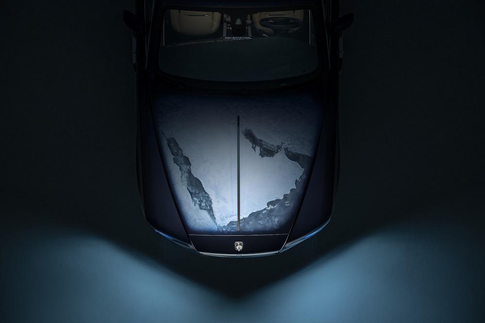 "Rolls-Royce Wraith ""Inspired By Earth"""