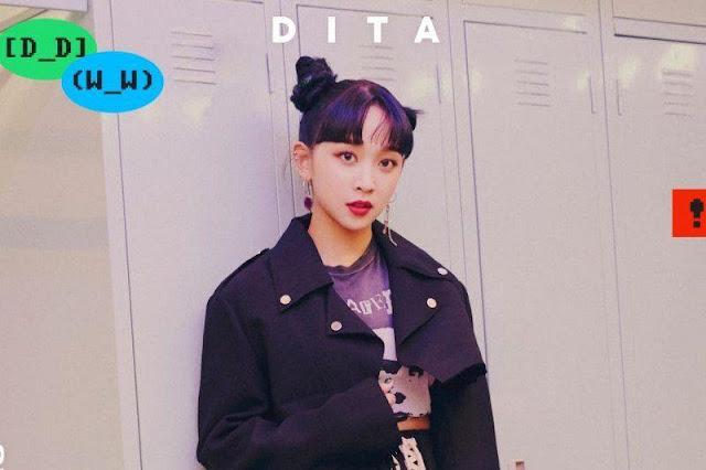 Dita Karang Secret Member