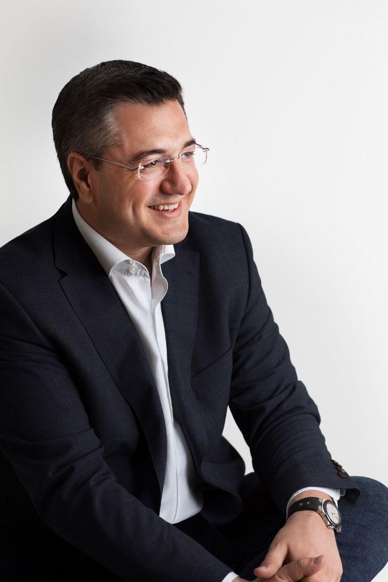 Ο Περιφερειάρχης Κεντρικής Μακεδονίας Απόστολος Τζιτζικώστας εξελέγη σήμερα νέος Πρόεδρος της Ένωσης Περιφερειών Ελλάδας