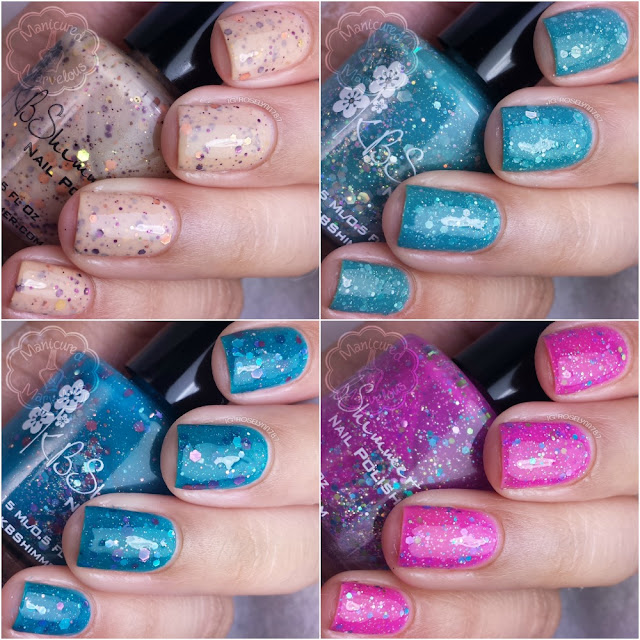 KB Shimmer Summer 2015 - Crelly Polishes