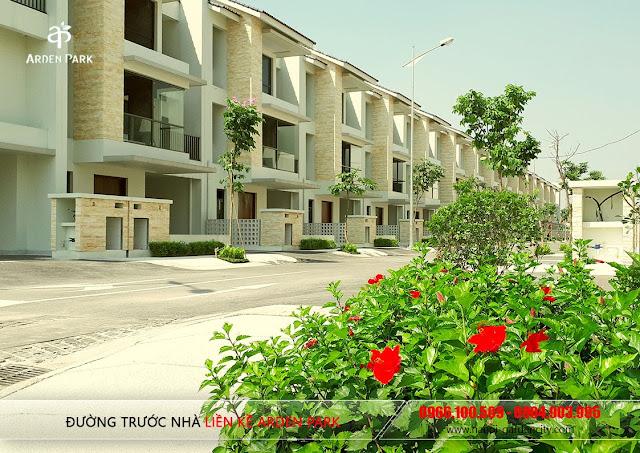 Biệt thự Arden Park Long Biên, biệt thự Garden Villas Long Biên, biệt thự Garden City Long Biên