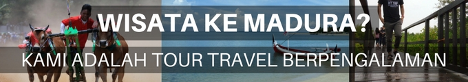 Tour Travel Pulau Madura