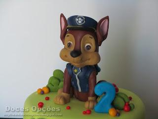 bolo patrulha pata cão policia bragança
