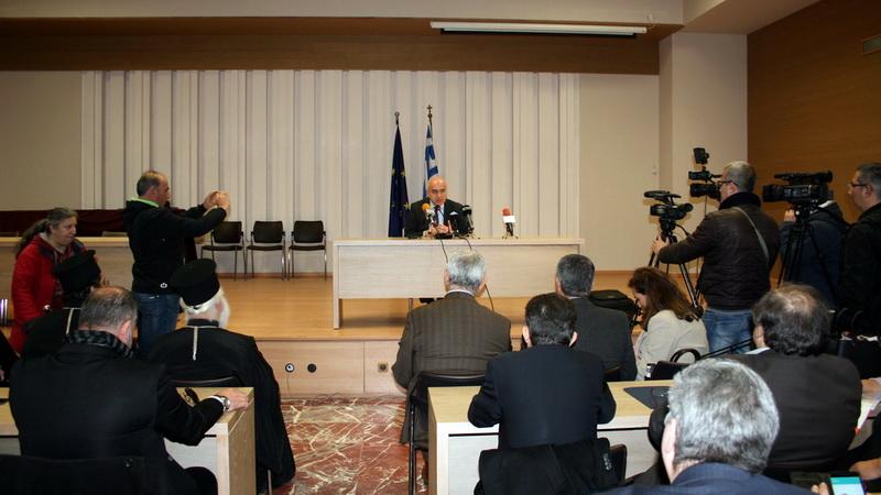Διευρυμένη σύσκεψη φορέων της Περιφέρειας ΑΜ-Θ για το ΔΠΘ και το ΤΕΙ-ΑΜΘ