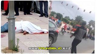 (بالصور) فظيع في سيدي بوزيد : يطعن والده على مستوى الرقبة