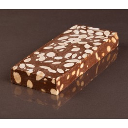 turron chocolate sin azúcar adelia ivañez getxo