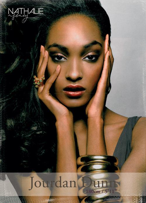 Wallpaper Jourdan Dunn Top Fashion Models 2015 Model: Vctoria Secret Models: Jourdan Dunn Wallpaper And Picture
