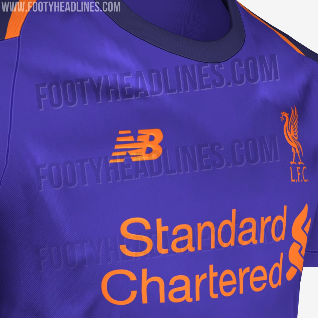 1ac5f373f Do you like the new Liverpool 2018-19 away jersey  Let us know in the comments  below