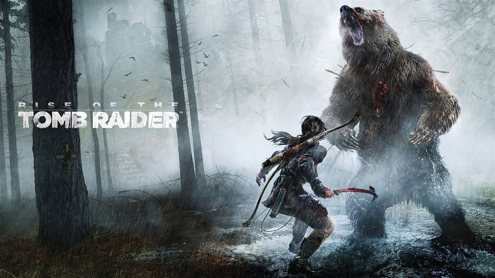 Rise of the Tomb Raider All DLCs Poster