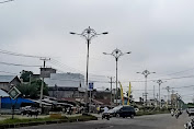 Sudah Tiga Pekan LPJU di Jalan Dua Jalur Kota Tebo Padam