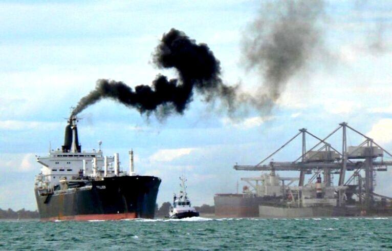 Descarbonização do transporte marítimo - Desafios e oportunidades