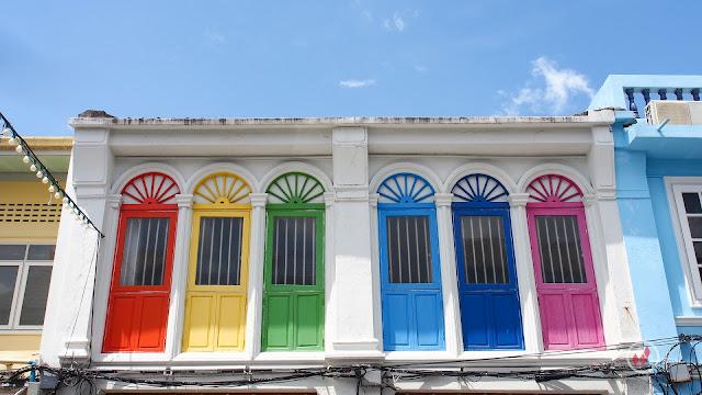 Thanon Talang Thalang 老街